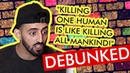 Clueless Muslim Destroyed in 2 Minutes