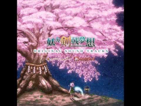 Youyou Kengeki Musou OST Mystic Dream ~ Snow or Cherry Petal