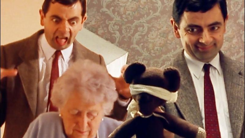 Scaredy Bean Mr Bean Full Episodes Mr Bean Official