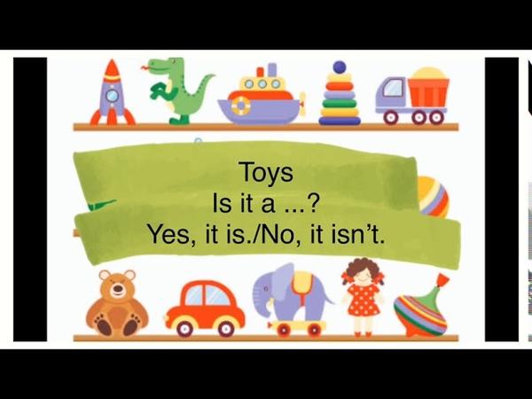 Toys Yes it is. No it isn t