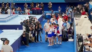 Российские гимнасты — ОЛИМПИЙСКИЕ ЧЕМПИОНЫ В КОМАНДНОМ МНОГОБОРЬЕ!!!