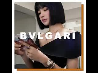 Lisa для BVLGARI