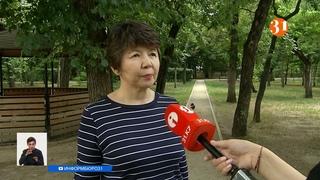 Казахстану угрожает экстремальная засуха