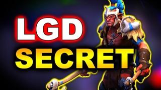 SECRET vs  - SUPER GAME - ONE Esports SINGAPORE MAJOR DOTA 2
