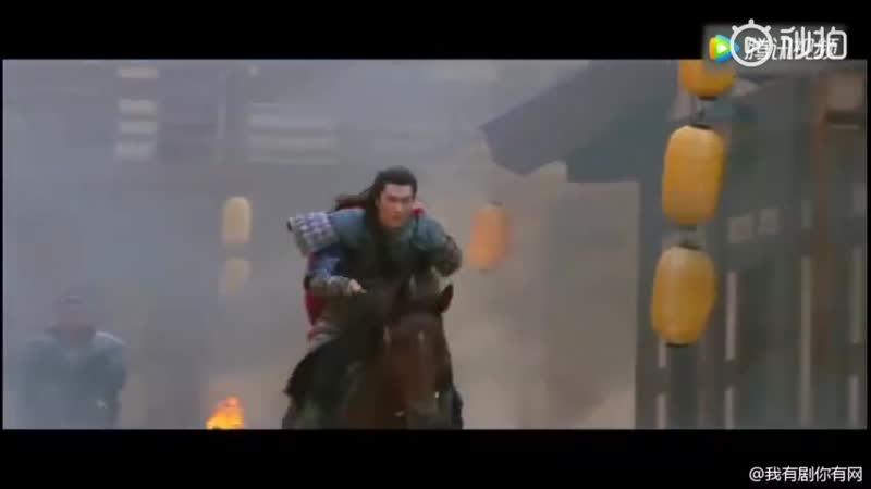 Легенда о Чу Цяо Видео со съемок и интервью