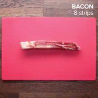 id_31824 Кобб салат — идеальное сочетание овощей и мяса 🥓🍽  Автор: Tasty  #gif@bon
