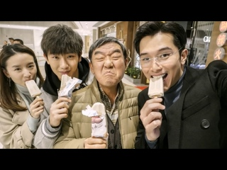 [рус суб] (46/52) Счастливая семья / The Family / Yin wei shi jia ren 1080p