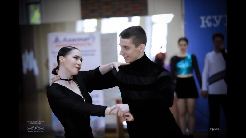 Final Main Кубок Белых Ночей Никита Лазаренко Нюта Ржевская 1 место