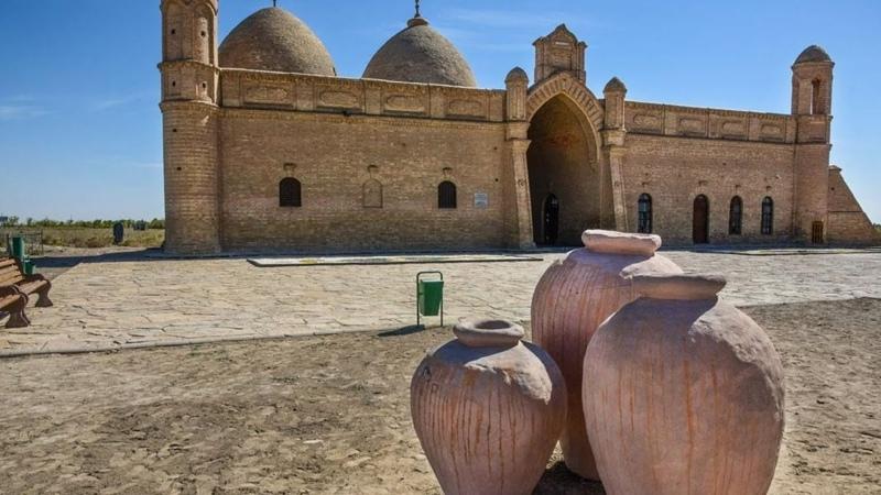 Некрополь Бегазы загадки древней культуры Легенды центральной Азии