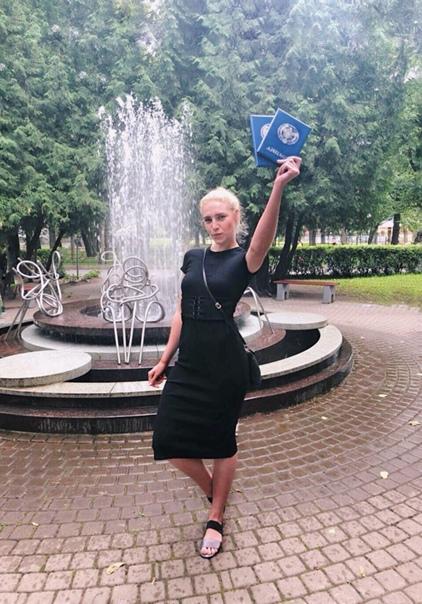 Anastasya Chertopolokhova, Санкт-Петербург, Россия