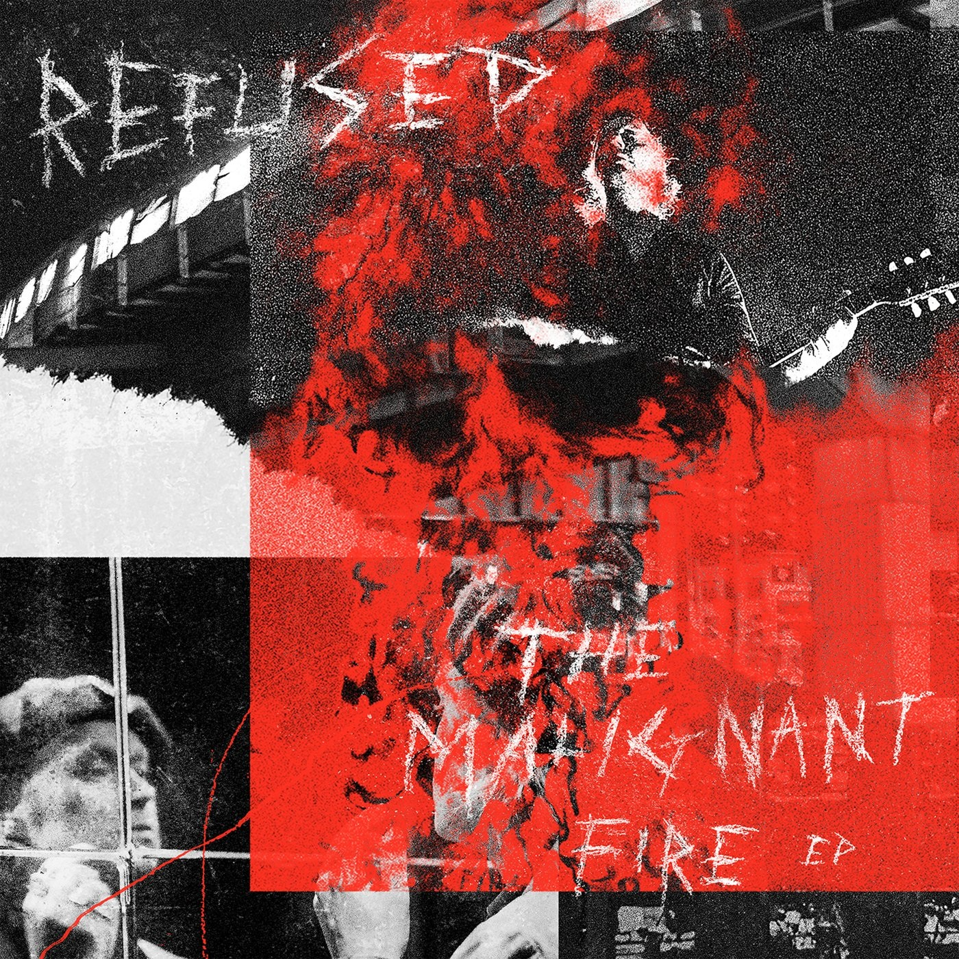 Refused - The Malignant Fire [EP] (2020)