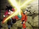 Super Dragon Ball Heroes anime The Game all cutscenes RUS. НЕКАНОН