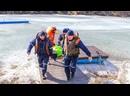 Всероссийское КШУ по ликвидации ЧС природного характера. 2 этап видео