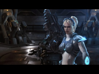 Прохождение StarCraft 2 Nova Covert Ops - Старкрафт 2 Нова незрима...