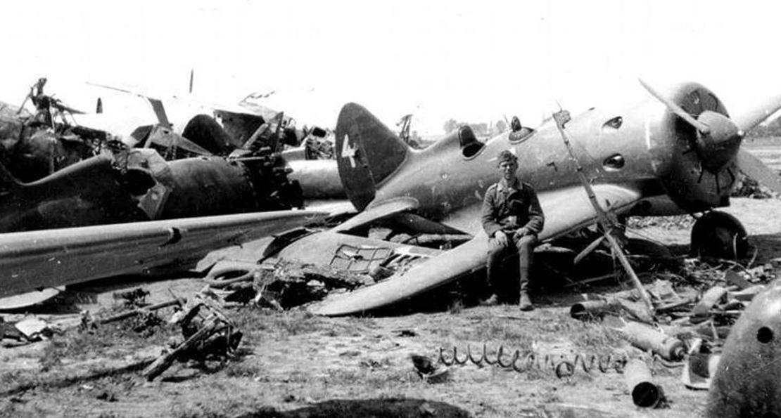 Самолеты РККА в 1941 году