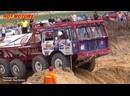HOT motors Трак триал 8x8 6x6 Truck Trial ЭКСТРЕМАЛЬНЫЕ ГОНКИ ПО БЕЗДОРОЖЬЮ