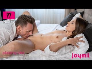 Talia Mint - Pleasing Talia (All Sex Porn Blowjob Natural Tits Pussy Cowgirl Doggy Russian Teen Gonzo Amateur Cumshot порно секс