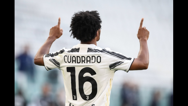 Juan Cuadrado is LEGENDARY