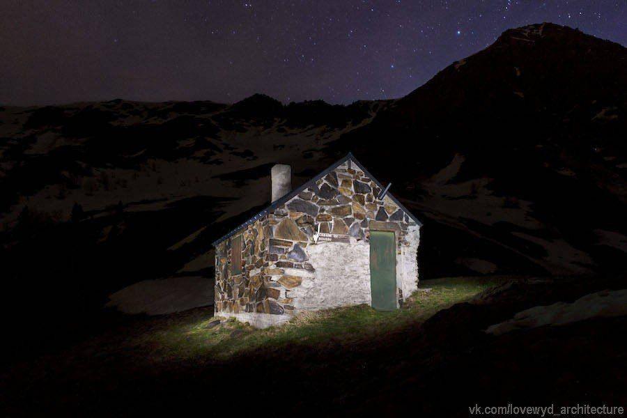 Фотографии маленьких уютных французских домиков от