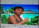 Всем привет я на Гавайях плохой монтаж видеомонтаж создал сделал видео школьник