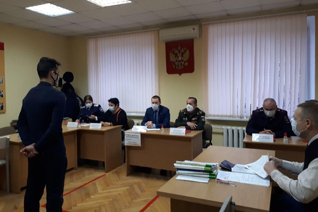 В Ростовской области выберут лучшие организации по осуществлению воинского учета