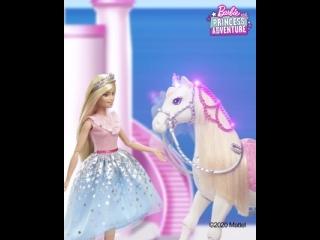 Barbie Семья Приключения принцессы на лошади