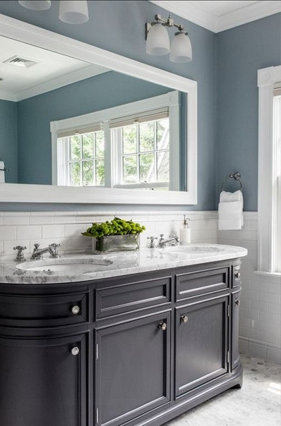 bathroom colors for 2020 - 736×1116