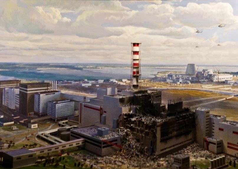 Взрыв Чернобыльской АЭС, изображение №1
