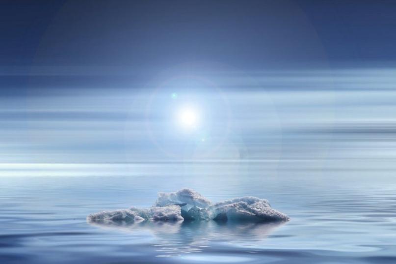 С дрейфующей льдины сняли группу учёных