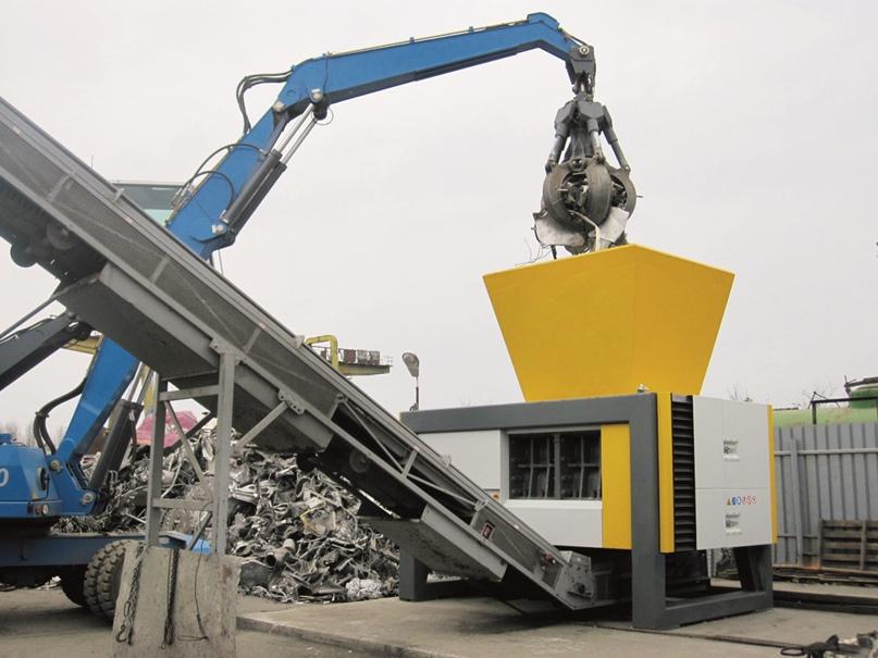 Измельчение промышленных металлических отходов, изображение №1