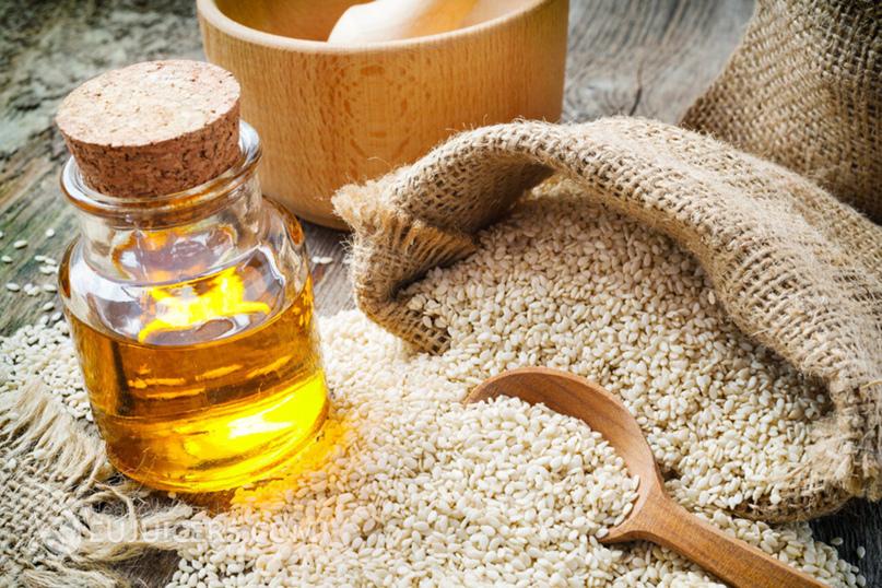 Поразительный эффект очищения кунжутным маслом