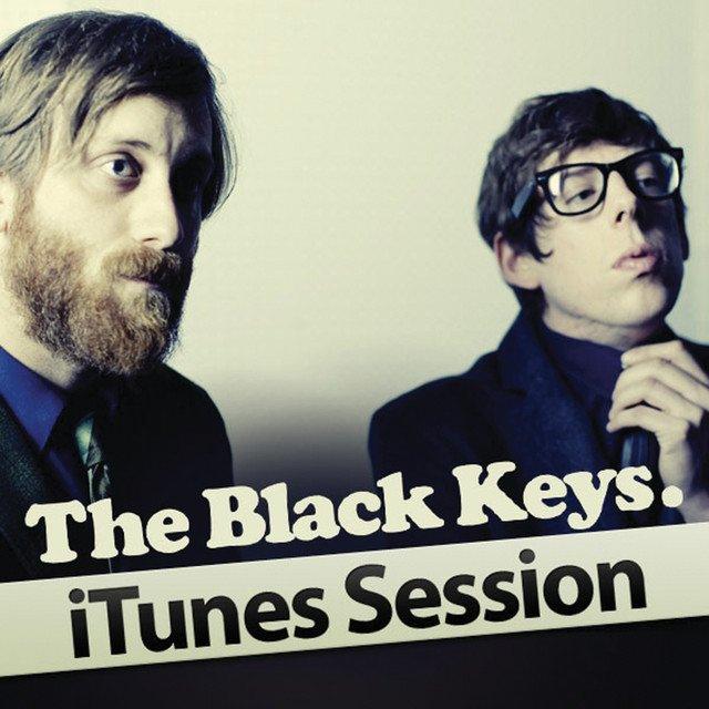 The Black Keys album iTunes Session