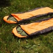 Прокат спальных мешков