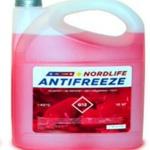 Антифриз красный (G12) Nordlife, 10 л