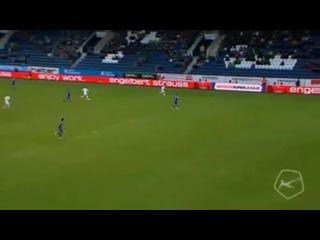 Aleksandr Kerzhakov Goal ● FC Luzern vs FC Zurich ● Swiss Super League 14_02_2016