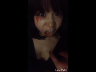 Showry fb - 쇼리의 자기전 인사 '따기야~ 기싱꿍꺼' ㅋㅋㅋㅋ…