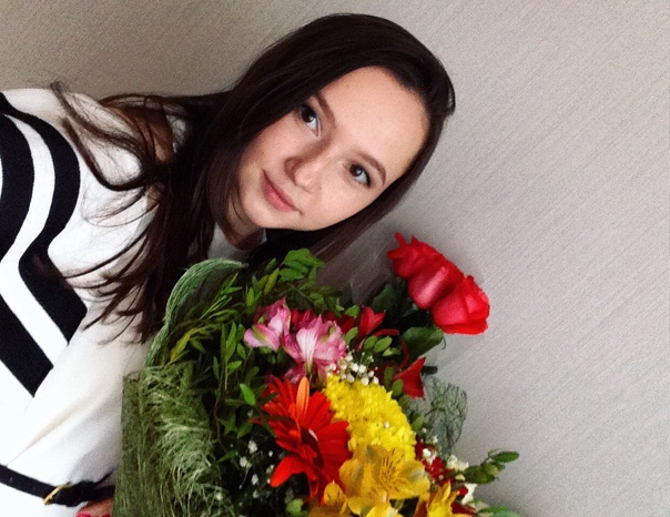 Александра Безрукова, Россия