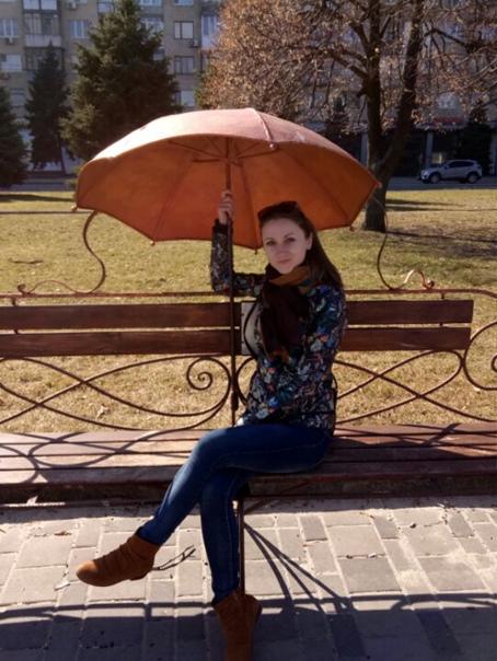 Кристина Волощук, Одесса, Украина