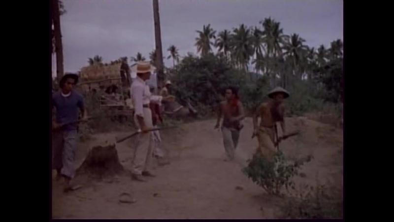 Джордж Монтгомери в фильме Самар Приключения мелодрама исторический Филиппины США 1962