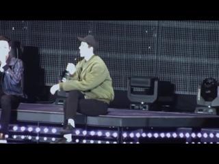 [FANCAM D3] 161211 The EXO'rDIUM in Osaka @ EXO's Sehun - Ment