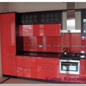 Кухня мдф эмаль Modern 4