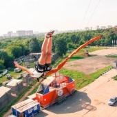Прыжок в Москве - KRC