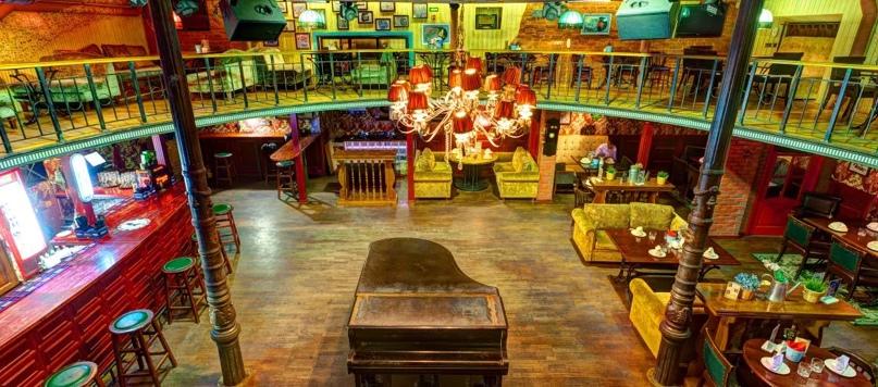 Ночные клубы в краснодаре топ детский клуб для праздников москва