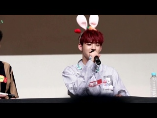 170909 • Incheon fansign • ONF