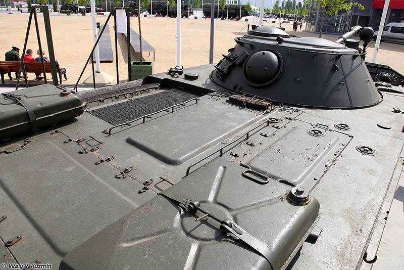 ТАНК ПТ-76, изображение №13
