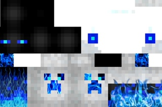 скины для майнкрафт 3d #3