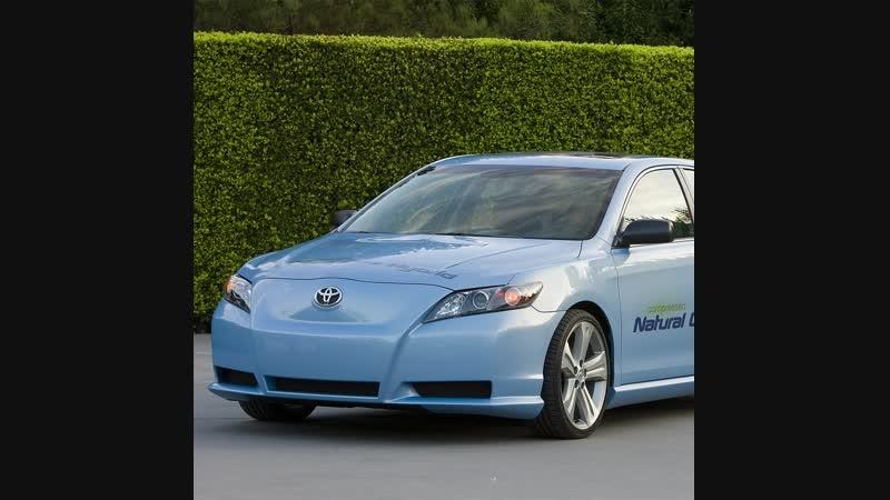 Toyota vs Volvo   EcoGas
