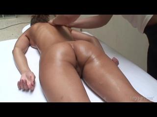 Sensual Oil Massage (erotic hegre-art pussy tits beauty эротический массаж)