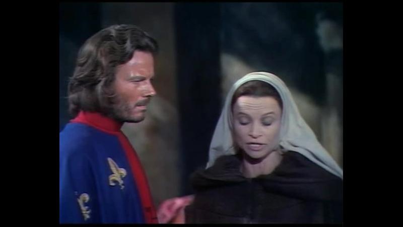 Проклятые короли Les rois maudits мини сериал 1972 6я серия