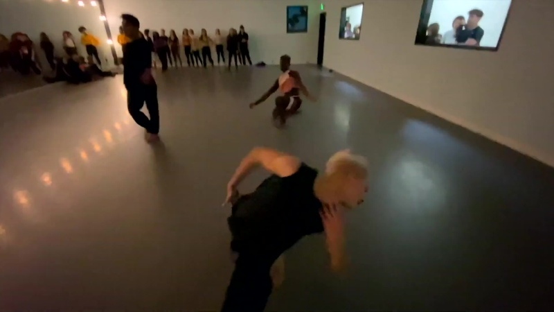 Then ft Trinity Inay Anne Marie Brian Friedman Choreography The Industry Dance Academy